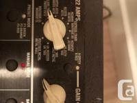 VOX Valvetronix AD50VT guitar amp very good condition -