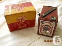 Vredeborch standard menis camera for sale.  Camera is