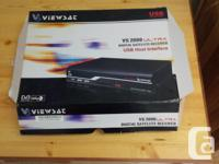 3 - Viewsat VS 2000 Ultra Satellite Receivers available