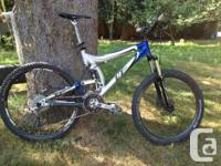 Great XC bike  Design: Titan VT One Framework