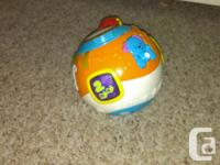 Carwl ball in excellent condition. The Crawl and Learn