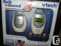 Hi,  I had bought this Vtech Communications Safe and