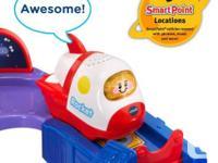 Vtech Go!Go! Smart Wheels Blast-Off Station. Brand New-