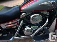 Make Kawasaki Year 2000 kms 19000 beautiful motorcycle