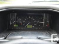 For sale 1997 VW EUROVAN Cargo Van (Transporter).