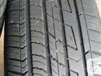 Cooper CS5 Ultra Touring 205/55r16 tires on rims from