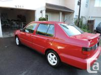 Make Volkswagen Model Jetta Year 1998 Colour Red kms