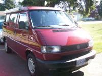 1995 westfalia,auto,air,sleeps4 stove,fridge, awning