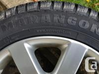 Used with my VW Golf Sportwagen - Top of the line