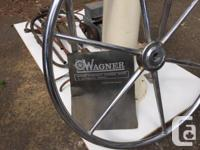 Wagner Reconditioned Hydraulic Steering gear Includes
