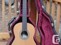 Walden Classical nylon string guitar in excellent