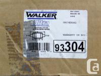 For Sale: Walker Universal Catalytic Converter. Part No