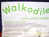Walkodile child safety walker system perfect for your