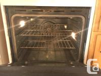 "27"" Kitchenaid wall oven. Works well, just doing a"