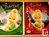 Walt Disney - Tinker Bell - Enter the world of fairies