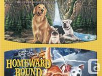 Herbie Rides Again Dvd Double Feature: -Homeward Bound