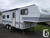 For Sale - 21 Ft. Wandered 5th Wheel Trailer Key