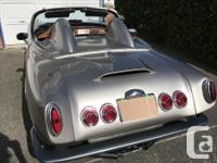 Trans Manual Behrens convertible. Built in '60s so has