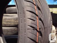 Hey im looking to buy some used tires 205/40/17. 50%