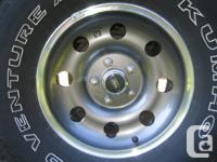 """Looking for One 15"""" Aluminum Alcoa rim found on FX4"""
