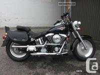 Make Harley Davidson Model Fatboy kms 25000 Wanted :