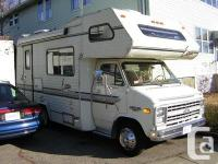 ***Wanted*** Do you have a motorhome sitting in your