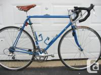 Hello,  I'm looking for old road bikes and frames that