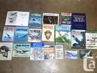 Globe War II Aircraft Record Reserve Collection. All