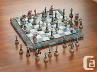 "Civil Battle Chess Set ""NEW"" (Thing # 34736s). Each"