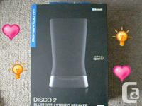 Wow! Available: SUPERTOOTH - DISCO 2 - BLUETOOTH STEREO