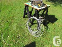 one Warn 8274 Winch, produced in 1960s on and used by