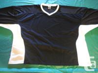 For sale is a new Warrior adult goalie jersey. It is