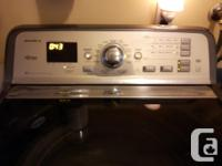 Maytag washer and Samsung dryer for sale $700. OBO