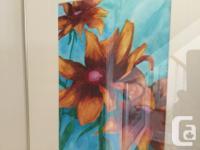 """""""AUTUMN FLOWERS"""" by Gabriola Artist Carol"""