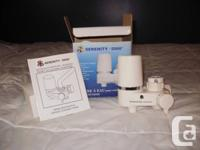 "This is a ""Serenity 2000"" Magnetic Water filter. New in"