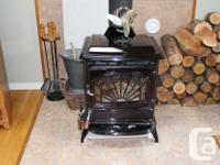 This is beautiful Waterford wood burning stove called