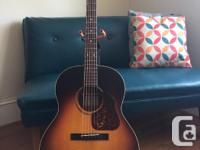 Selling the last and best of my Waterloo guitars! The