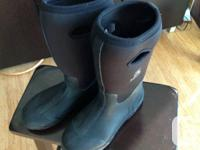 Pair of Kamik water-proof boots. Will certainly keep