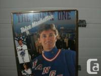 """Wayne Gretzky Photo, 20"""" x 16"""" Large Framed Photography"""