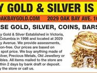 We pay cash money for junk silver and gold. Mon-Sat