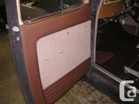 We restore interiors for the classic car enthusiasts
