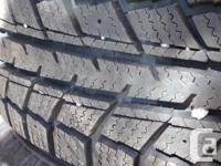 LIKE NEW TIRES MAYBE 4000KM USE 175/70/R13 4 X 100 MAY