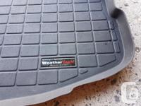 Weathertech trunk liner for a 2005 Ford taurus Sedan.