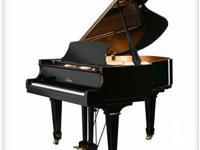 "New Weber  Grand Piano. Polished Ebony. View ""New Piano"