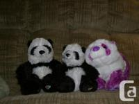 All Webkinz are in excellent shape. Sorry no tags.