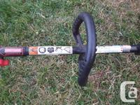 Craftsman convertible weed eater. In good working