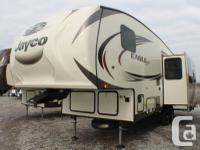 2016 Jayco Eagle 26.5RLS 5th Wheel $108.00 Weekly OAC *