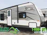 2016 JAYCO JAY FLIGHT 26BH $67.00 Weekly OAC * Sleeps