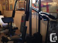 This branded Weider 8530 Universal Gym is in great