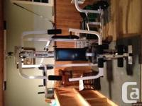 Weider Pro 9635 perfect condition. It could